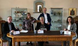 Mjölby kommun, Vadstena kommun och MSE undertecknar samarbetsavtal