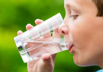 vad använder vi vatten till