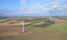 Vindkraft östgötaslätten